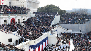 Obama Inauguration Mid Range