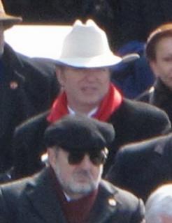 Obama Inauguration Cowboy
