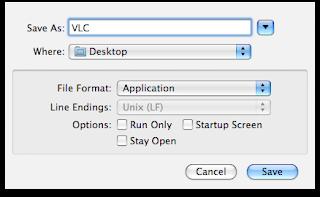 VLC Launcher full screenshot
