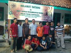 Keluarga besar Pemuda Muh panarukan Situbondo bersama santri Putra