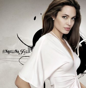 Angelina Jolie Hot Wallpaper