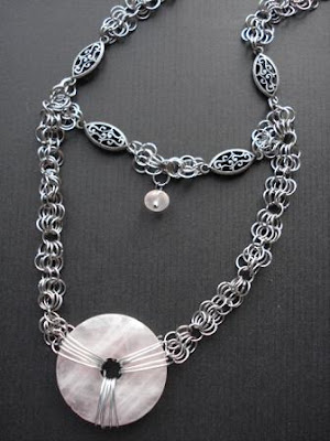 10 Chain Maille Jewelry Designs (eBook) | InterweaveStore.com