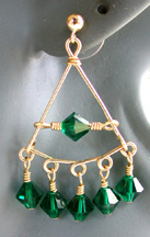 chandelier earrings project ideas