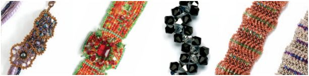 Beadweaving Snowflake Bracelet Pattern - Squidoo : Welcome to Squidoo