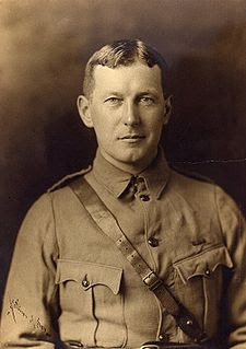 John MacRae in Uniform