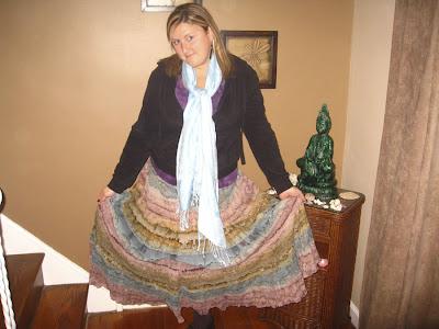 sheila1 - Hip Hip Hippie Skirt...