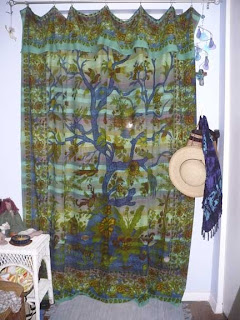 Different Uses for Tapestries: Soul Flower Hippie Tapestries