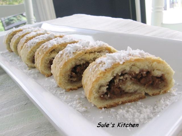 Sule's Kitchen: TURKISH APPLE COOKIES (ELMALI KURABIYE)