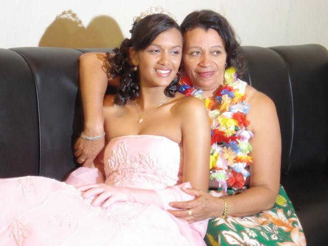 18 anos da Erika