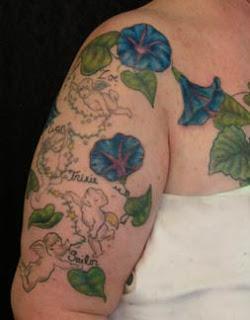 dragonfly ink custom tattoo august 2010. Black Bedroom Furniture Sets. Home Design Ideas