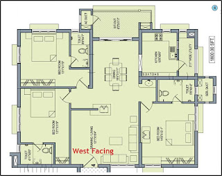 Apartment Floor Plans Hyderabad