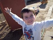 Drew, age Five