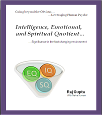 IQ, EQ & SQ...Significance in the fast changing environment