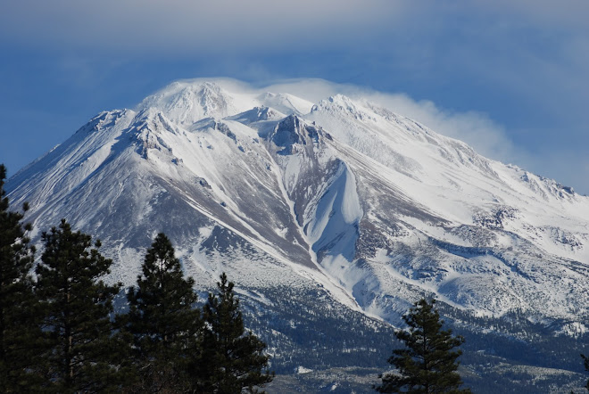 Beautiful Mt. Shasta