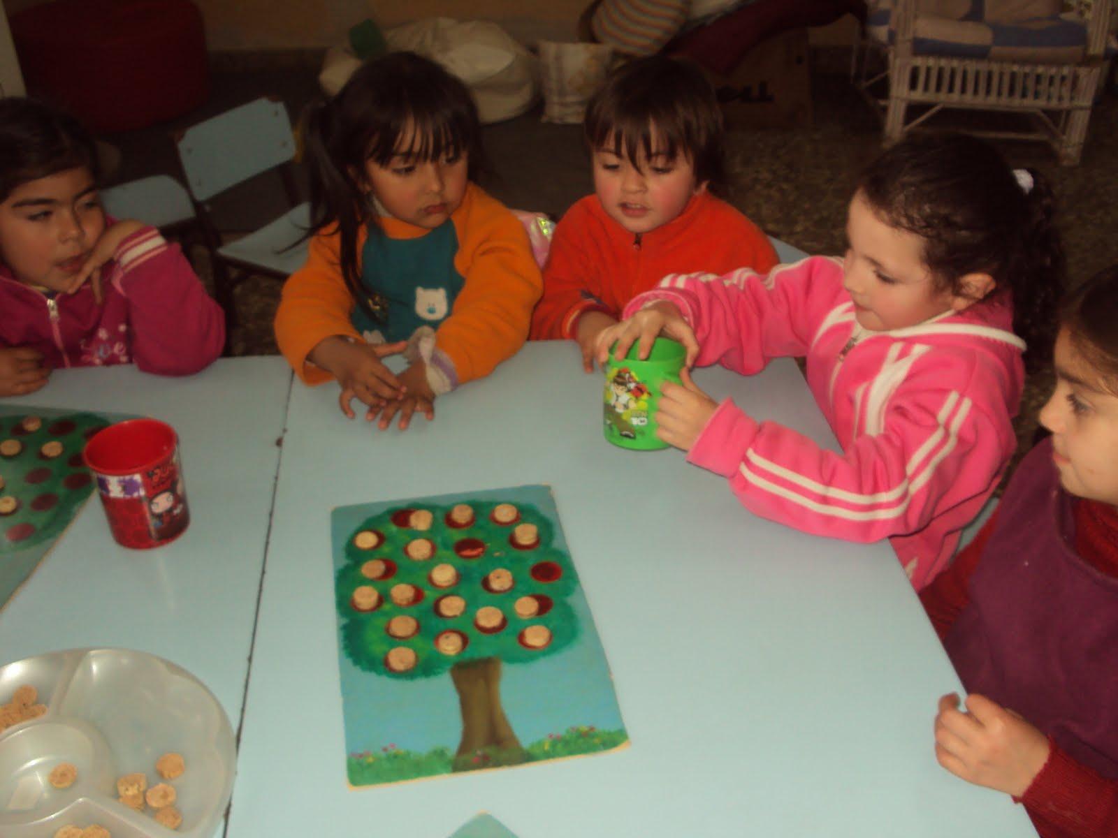 Espacio dedicado para nivel inicial cuando el tama o for Asistenciero para jardin de infantes