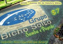 Bicho Solto, pagode en vivo!!!  Jueves 20/11/08, 22hs en Foynes