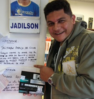 Entrevista  Jaldiran Araújo