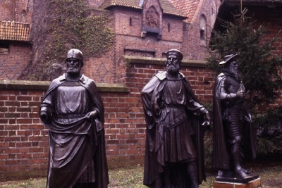 Teutonic Knights at Malbork Castle