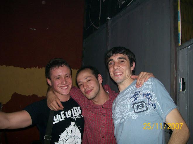 Los tre chiflados!!!