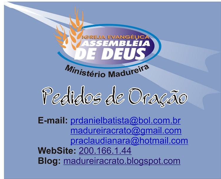 Assembléia de Deus Madureira - Crato