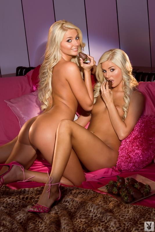 playboy the shannon twins naked