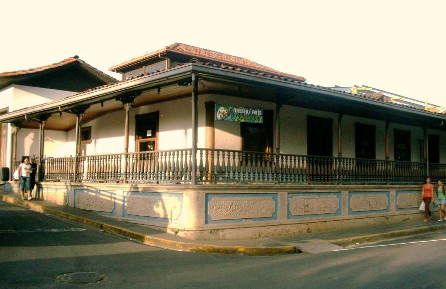 Patrimonio arquitectónico de Costa Rica