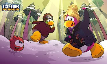 #13 Club Penguin Wallpaper
