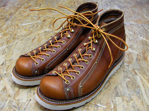 Thorogood - Roofer Boots · Japan Only. Posted by Ryan E. Plett