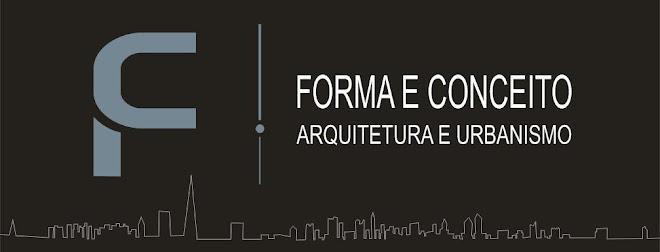 FORMA E CONCEITO - Arquitetura e Urbanismo