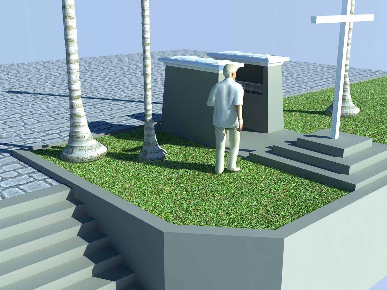 #3F6D8C Estudo de projeto para um novo velário para a Catedral de Rio do Sul. 1600x1200 px projeto banheiro igreja