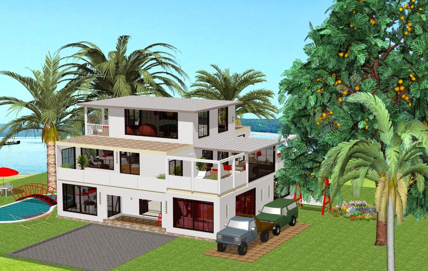 Arhitectura alege ti casa perfecta - La casa perfecta ...
