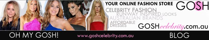 Gosh Celebrity Fashion- Online Fashion Store