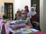 me, my friend and my students