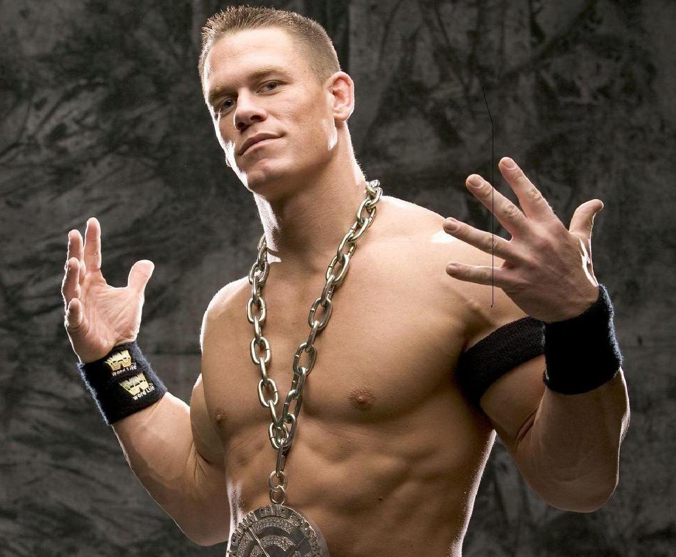 John Cena Wrestler