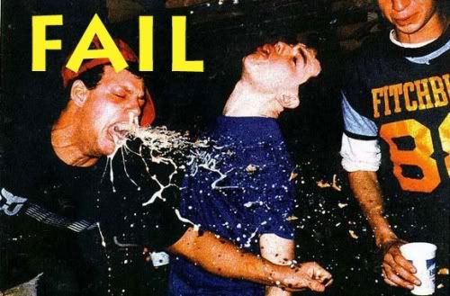 Chistes, imágenes e historias graciosas - Página 5 Beer-fail