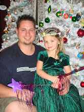 My son Jason and his daughter Nicole