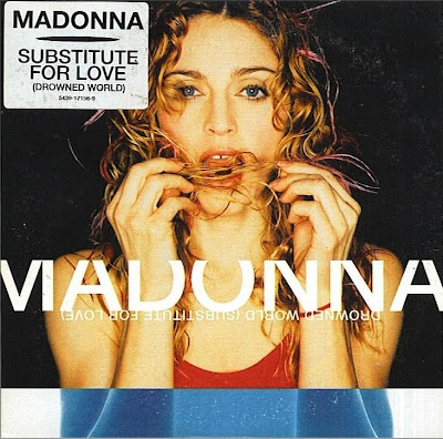letra madonna drowned world substitute for love
