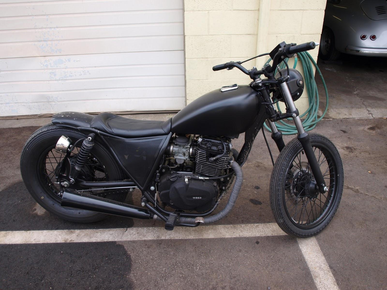 Vintage Revolutions  Kawasaki 305 Brat Style  The Wasa