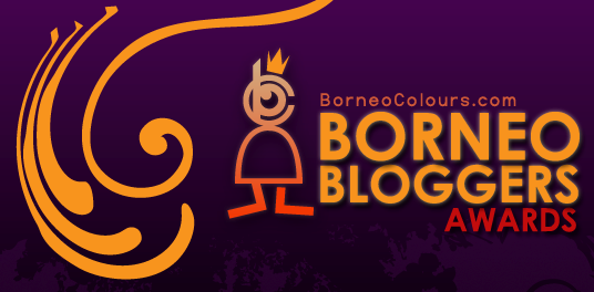 Top 8 Borneo Bloggers Awards Finalist
