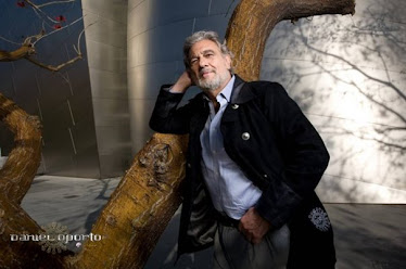 Placido Domingo on Daniel Oporto