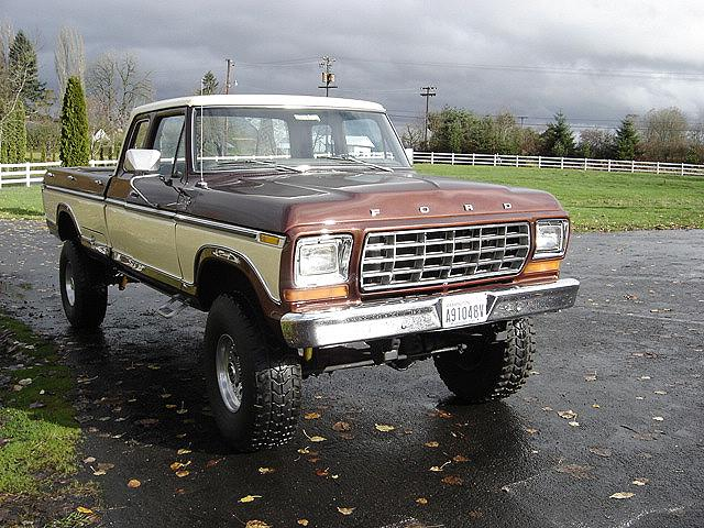 The Old Truck Ranch: Speaking of Old Fords....