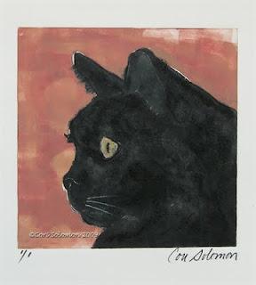Cat - Night Vision By Cori Solomon