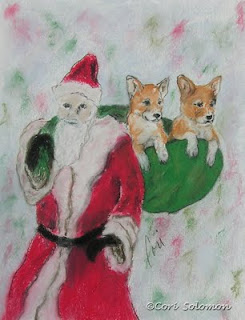 Corgis - Gifts Of Joy By Cori Solomon