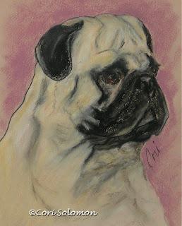 Pug - Pugnacious By Cori Solomon