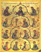 Iisus si Apostolii