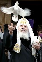 PATRIARHUL ALEXEI AL II-LEA, AL RUSIEI - PACE