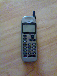 Motorala Mobile handset