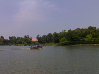 Veli Tourist Village boating