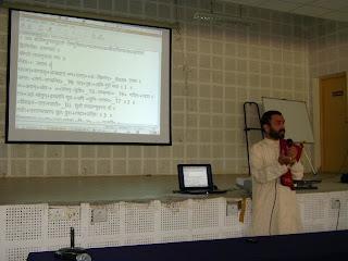 Thirumala Kulkarni linux talk