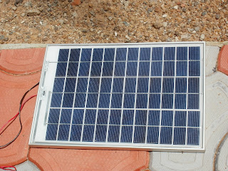8W Solar Panel